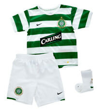 Celtic Glasgow FC Football Enfants Bébé Maillot Set Nike 217125-377 Scottland