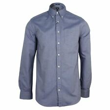 Gant The Oxford Hombre Persa Camisa Azul