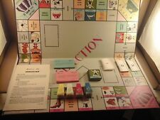 Vtg 1966 SEDUCTION the Board Game - Adult Game - Replacement parts pcs
