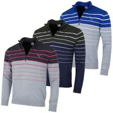 Puma Golf Hombre 1/4 Zip Jersey 571427 Performance Tech Jersey 43% sin Mangas