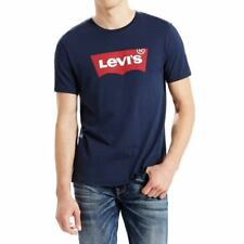 |17783-0139| T-Shirt Levis – Graphic Setin Neck Hm Graphic Dress blu 2017 Uomo C