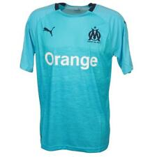 Maillot de football Puma Om third shirt rep trq jr Bleu 46169 - Neuf