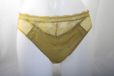 Rosie M&S Autograph Marks Spencer ~ HIGH LEG ~ silk lace knickers BNWT various