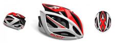 CASCO RUDY PROJECT AIRSTORM WHITE RED SHINY 2018