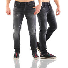 Jack & Jones Uomo Jeans da Jogging Pantaloni Glenn Icon Black BL783 2. Wahl