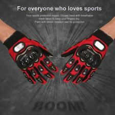 PRO BIKER Full Finger Motorcycle Gloves Touch Screen Outdoor Riding Glove NEW