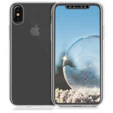 FUNDA COMPLETA DE TPU PARA APPLE IPHONE X