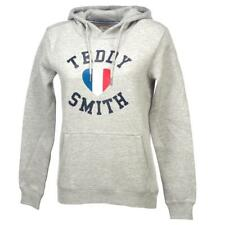 Sweat capuche hooded Teddy smith Sofrench grc cap sweat l Gris 12074 - Neuf