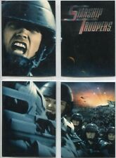 STARSHIP TROOPERS : THE ART OF STARSHIP TROOPERS    CHOOSE BY INKWORKS