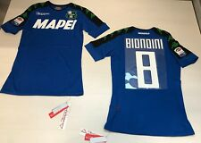 2016 KAPPA SASSUOLO JERSEY BARBAY 8 T-SHIRT CHEMISE JERSEY TROIS SERIE A