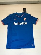 10070 LE COQ ATHLETIC FIORENTINA T-SHIRT SHIRT JERSEY PRO AWAY AUTHENTIC aeed38f4b