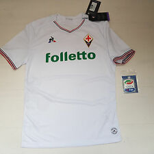 3304 LE COQ ATHLETIC FIORENTINA T-SHIRT SHIRT JERSEY PRO AWAY AUTHENTIC bb8a140b8