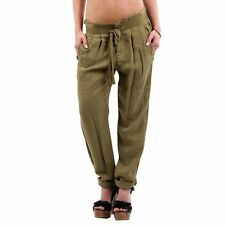 Nolita Donna Pantaloni Brize Twill Willow Green