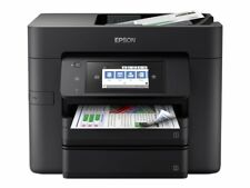 NEW! Epson C11CF75401 Workforce Pro Wf-4740Dtwf Multifunction Printer Colour Ink