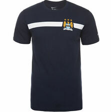 2630 NIKE MANCHESTER CITY MCFC T-SHIRT TEE COTON T-SHIRT MAILLOT FREE TIME