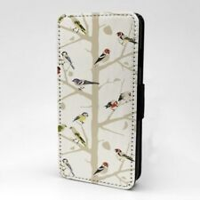 Aves Diseño Estampado Funda Libro para Apple Iphone - P1075