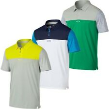 Oakley Golf Hombre Alineacion Performance Tech Polo 38% sin Mangas