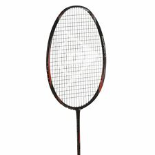 Dunlop Blackstorm Graphite Badminton Racket Black Red Badminton Raquet 86fdb6f4b62ae