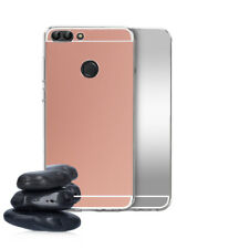 COVER PER HUAWEI ENJOY 7S P SMART BACK CASE CUSTODIA