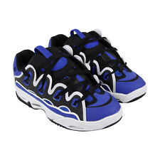 Osiris D3 2001 Mens Blue Synthetic Sneakers Lace Up Skate Shoes