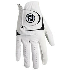 2018 Footjoy Uomo Weathersof Destro Guanto da Golf Cabretta Synthatic