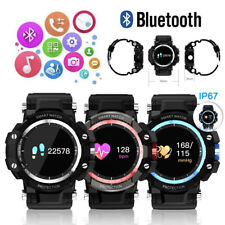 GW68 Smart Watch Fitness Tracker Heart Rate Sleep Monitor Bracelet Pedometer