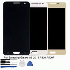 Touch Screen LCD Display For Samsung Galaxy A5 (2015) A500 A500F A500H W/ Tools