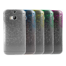 COVER RIGIDA PER HTC ONE M8 DUAL HARD BACK CASE CUSTODIA