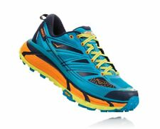 Scarpe Trail Running Montagna HOKA ONE ONE MAFATE SPEED 2 Carribean sea/Autunn