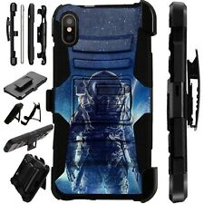 Lux-Guard For iPhone 6/7/8 PLUS/X/XR/XS Max Phone Case Cover ASTRONAUT