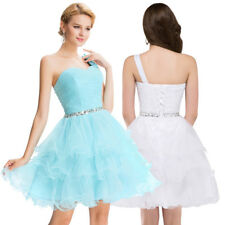 CHEAP~ TUTU Evening Party Prom Ball Gown Cocktail Short Dress 6 8 10 12 14 16 18