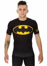 UNDER ARMOUR - T-SHIRT ALTER EGO COMP SS - 1244399-0006 - BLACK/TXI