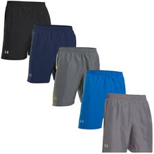"Under Armour Mens UA Launch Woven 7"" Run Sports Gym Fitness Running Shorts"