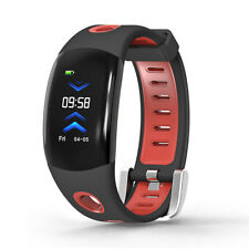 Sports Men Women IP68 Heart Rate Fitness Tracker Smart Watch Wrist Band Bracelet