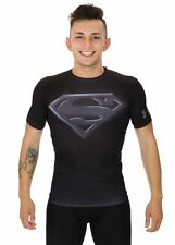 UNDER ARMOUR - T-SHIRT ALTER EGO COMP SS - 1244399-0005 - BLACK/SILVER
