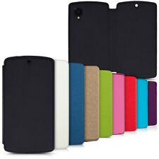 COVER PER LG GOOGLE NEXUS 5 CUSTODIA RIGIDA LIBRO FLIP CASE