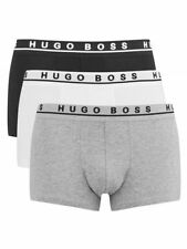 Hugo Boss Boxers Men's Trunks Shorts Underwear 3 in a Pack Clearance Sale