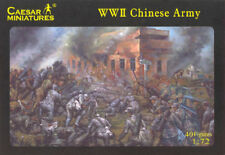 CAESAR Miniatures 1/72 – HISTORY World War II - SERIE TOY SOLDIERS MADE TAIWAN