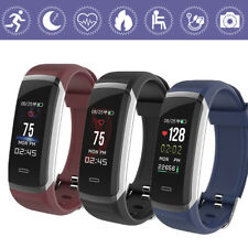 Sports Smart Watch Bracelet Fitness Tracker Heart Rate Monitor For Android iOS