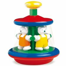 Ambi Toys Trompa Carrusel Ted and Tess Carousel Juguete Juego Educativo Bebés