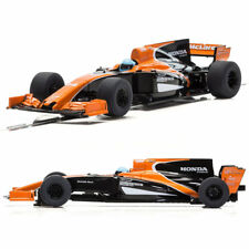 SCALEXTRIC Digital Chip Fitted Slot Car C3956 2017 McLaren Formula 1 Car Alonso