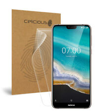 Celicious Matte Nokia 7.1 Anti-Glare Screen Protector [Pack of 2]