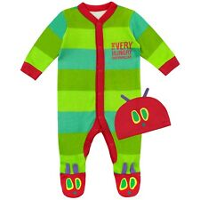 The Very Hungry Caterpillar Sleepsuit I The Very Hungry Caterpillar Pyjamas