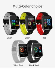 X9 Smart Watch Bracelet Waterproof Heart Rate Sleep Fitness Tracker Pedometer