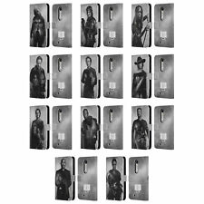 OFFICIAL AMC THE WALKING DEAD EXPOSURE LEATHER BOOK CASE FOR MOTOROLA PHONES 2