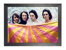 The Beatles 9 English Banda de Rock Lennon Póster Música Legend Estrella Foto