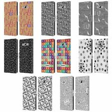 JUVENTUS FOOTBALL CLUB 2018/19 PATTERNS LEATHER BOOK CASE FOR SAMSUNG PHONES 3