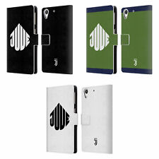 JUVENTUS FOOTBALL CLUB 2018/19 STREET BADGE LEATHER BOOK CASE FOR HTC PHONES 2