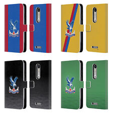 OFFICIAL CRYSTAL PALACE FC 2016/17 KIT LEATHER BOOK CASE FOR MOTOROLA PHONES 2