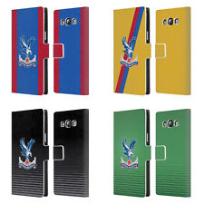 OFFICIAL CRYSTAL PALACE FC 2016/17 KIT LEATHER BOOK CASE FOR SAMSUNG PHONES 3